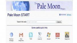 Navegador Web Pale Moon