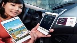 Automatización del coche con teléfonos android