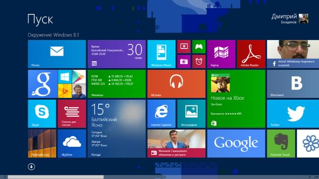 Habilitar o deshabilitar las Notificaciones en Windows 8