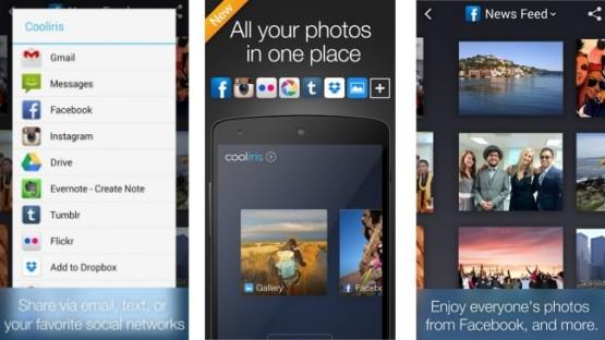 Cooliris para Android