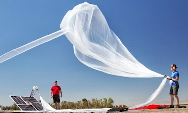 Project Loon google