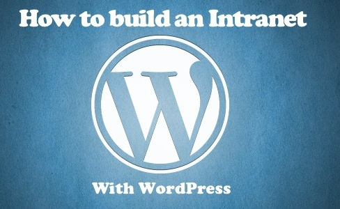 Intranet wordpress